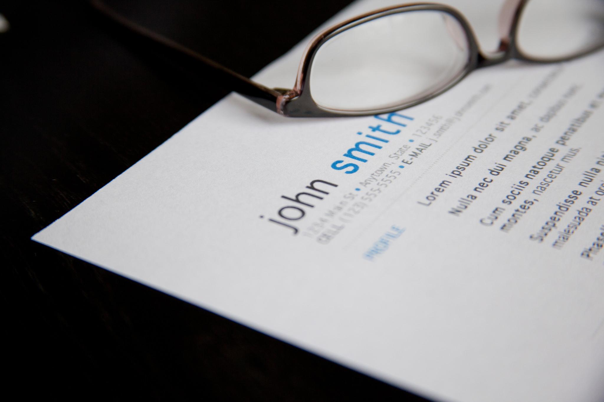 LXP - Lifexpe - creative resume job passbort to get a new job